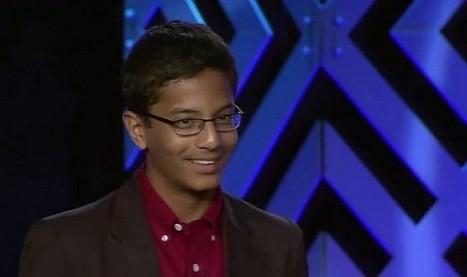 13-Year-Old Entrepreneur Youngest Recipient of Venture Funding | Kidpreneur | Scoop.it
