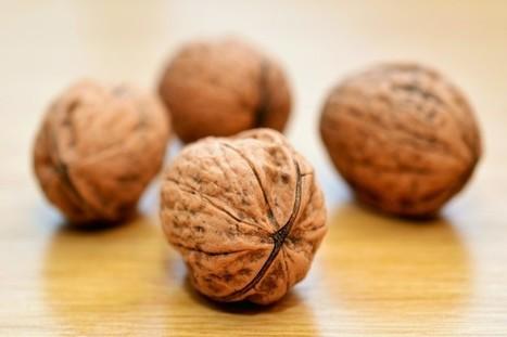 Manger des noix et des amandes, c'est bon pour la santé! | Santé et bien etre 2.0 | Scoop.it
