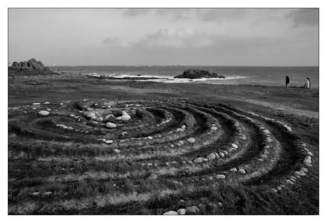 Bretagne - Finistère :  spirale à Lesconil (3 photos) | photo en Bretagne - Finistère | Scoop.it