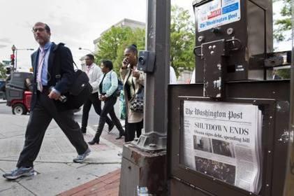 Revolución digital + Crisis del periodismo  = Fin de la prensa | Ciberperiodismo | Scoop.it
