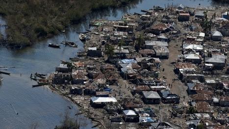 Cholera spreads in Haiti in the wake of Hurricane Matthew | Coastal Restoration | Scoop.it