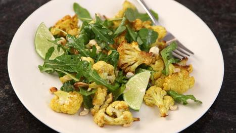 Curried Cauliflower | Healthy Eating - Recipes, Food News | Scoop.it