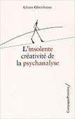 Liliane Gherchanoc : L'insolente créativité de la psychanalyse | Nouvelles Psy | Scoop.it