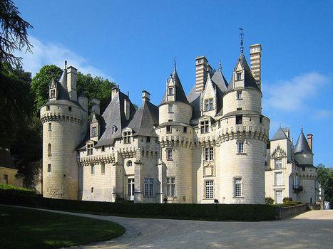 Le château de la Belle au Bois dormant | Remue-méninges FLE | Scoop.it