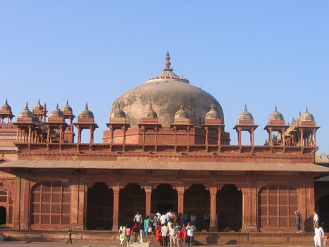 Jama Masjid Agra, Travel places of Agra, photo gallery of India, Travel images, Travel location | TravellBoss | Scoop.it
