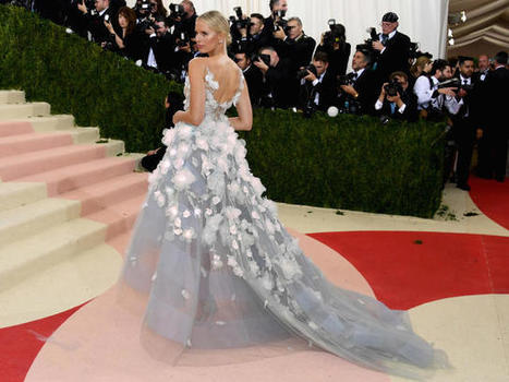 IBM's Watson Helps Design LED-Filled Dress For The Met Gala I Fast Company   CONNECTED OBJECTS   Scoop.it