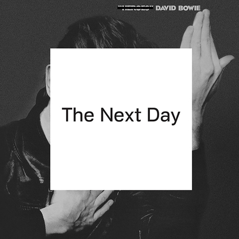 Barnbrook Blog - Bowie and 'The Next Day' cover art | Hauntology | Scoop.it
