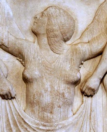 EL TRONO LUDOVISI. LA SENSUALIDAD FEMENINA EN LA GRECIA PRECLÁSICA. « Algargos, Arte e Historia - La Coctelera | Griego clásico | Scoop.it