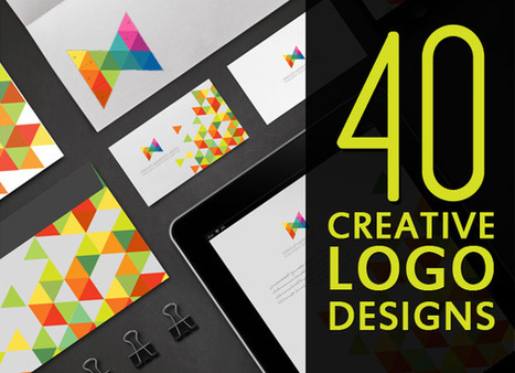 Logo Designs for Inspiration | Logos | Design Blog | Diseño | Scoop.it