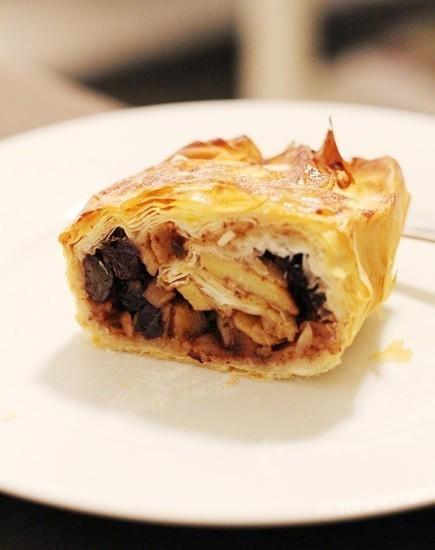 Culy Homemade: goddelijke (en makkelijke) apfelstrudel | Foods of the World | Scoop.it