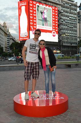 Cuál es última estrategia de Coca-Cola en street marketing - Merca2.0   street marketing   Scoop.it