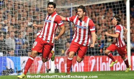 Stunning Performance of Atletico Madrid against Chelsea for Champions League Final | UEFA Champions League | Scoop.it