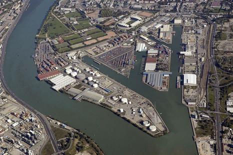 Révision du schéma de cohérence logistique de Lyon   Ecoparc Industriel FTI   Scoop.it