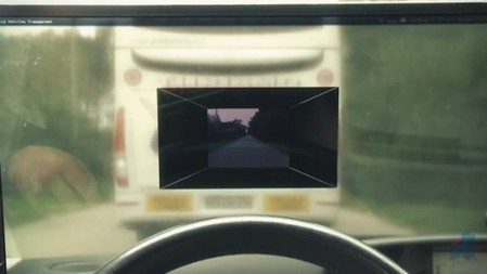 See-Through System turns view-blocking vehicles transparent | GizmoGDGT.com | Scoop.it