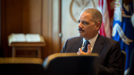Holder Endorses Proposal to Reduce Drug Sentences (USA) | Alcohol & other drug issues in the media | Scoop.it