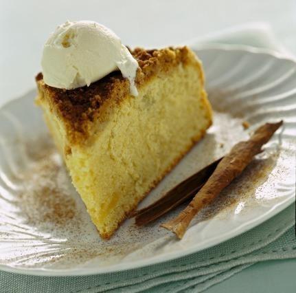 Cucina tedesca: il Streuselkuchen o torta con crosta alla cannella ... | Il mio lato più dolce | Scoop.it