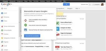 ¿Grandes Cambios en Google +? | Social Media | Scoop.it