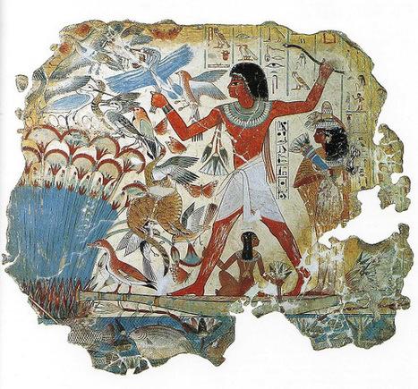 LA FAMILIA EN EL ANTIGUO EGIPTO | Geografía e Historia | Scoop.it