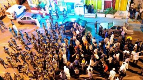 """Saudi regime forces kill two protesters 
