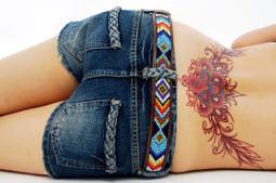 Lower Back Tattoos   New Tribal Tattoos   Scoop.it