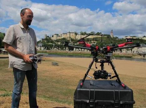 La télé, un business pour les drones   Drone et prises de vues aériennes   Scoop.it
