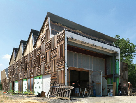 Show of Hands - Youths Learn the Art of Building at CTEC | sustainable architecture | Scoop.it