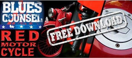 Free Download - Red Motorcycle by Blues Counsel | Ductalk | Scoop.it