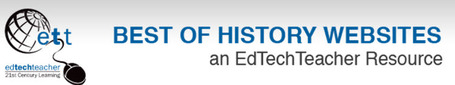 Best of History Web Sites | EdTech Footenotes | Scoop.it