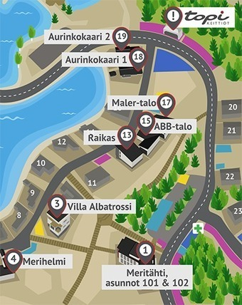 TAZ and Topi-Keittiöt in co-operation at the Holiday Housing Fair in Kalajoki | ActionTrack in Education | Scoop.it