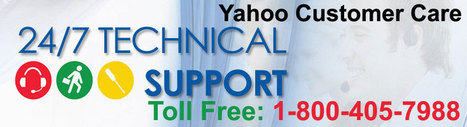 Seeking voice support in Yahoo on immediate basis | Yahoo Tech Support – 1-800-405-7988 ! Number | Scoop.it