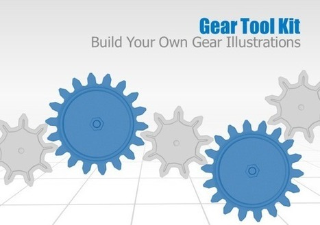 Animated Gears Toolkit And Templates For PowerPoint Presentations | tecno4 | Scoop.it