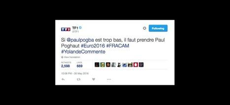 #YolandeCommente, le coup de com' fabriqué et complètement raté de TF1 | Le Community Management autrement | Scoop.it