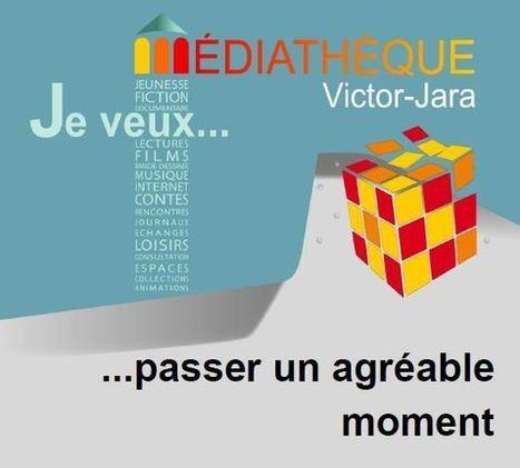 Médiathèque Victor-Jara de Couëron - Fiches pratiques | Bib & Web | Scoop.it