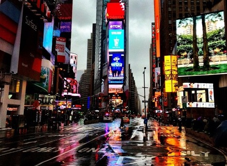 Here's How Much It Actually Costs To Buy One Of Those Times Square Billboards | Real Estate Plus+ Daily News | Scoop.it
