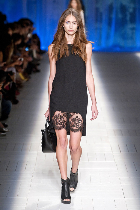 Runway Report: Lace | Trends and Fashion | Scoop.it