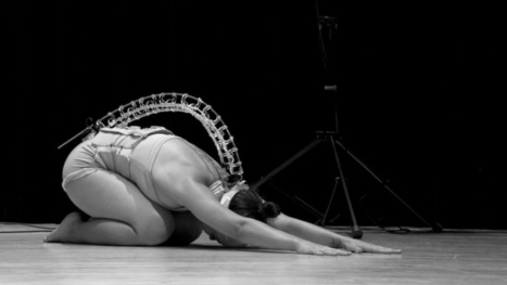 Wearable prostheses turn dancers into musical instruments - io9 | The Everyday Cyborg | Scoop.it