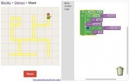 17 Fun Tools To Teach Kids To Code by @ChrisBetcher | Innovatieve eLearning | Scoop.it