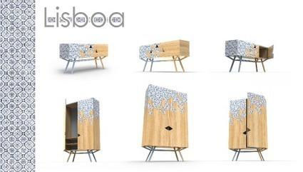 LISBOA, le nouveau projet d'Utopik Design | DecoCrush blog déco, idées déco | décoration & déco | Scoop.it