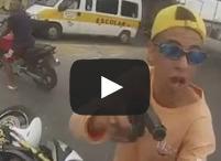 Biker films own assault in Brazil   Photography   Scoop.it