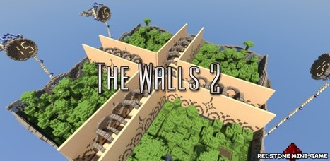 The Walls 2 Map 1.6.2 | Minecraft 1.6.2 Maps | Scoop.it