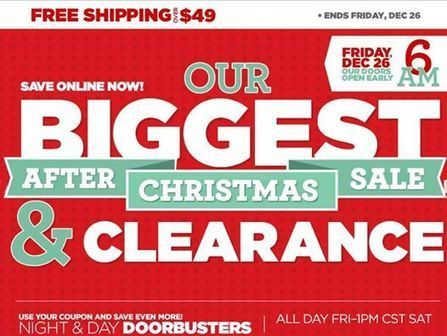 After Christmas Sale and Clearance at Jcpenney   Target news   Scoop.it