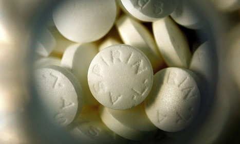 Daily Aspirin May Reduce Risk of Cancer | Cancer - Advances, Knowledge, Integrative & Holistic Treatments | Scoop.it