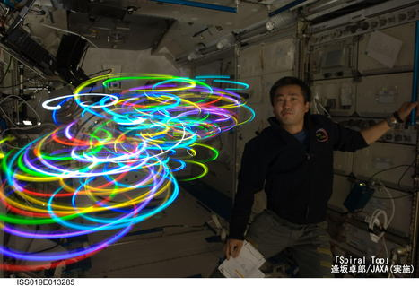 The Most Awesome LED Light Art (in Space!) You'll See This Side of ... | Led Lights | Scoop.it