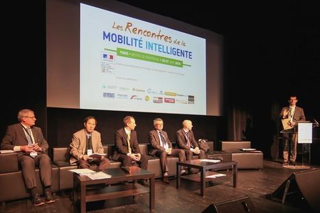 Les Rencontres de la Mobilité Intelligente 2016: Retrouvez les interventions de 6t - Le blog   Mobilités, modes de vie et modes de ville   Scoop.it