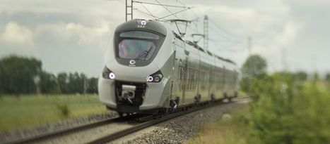 Alstom Signs Framework Agreement to Produce Trains for Algeria   Railroad Industry News and Information   EricJ 's Railway Topics   Scoop.it