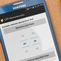 How a rogue app can turn off all device locks on your Android smartphone | Mobile Security | Scoop.it