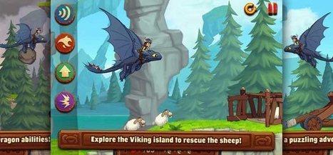 DreamWorks Dragons: TapDragonDrop | Games World | Scoop.it