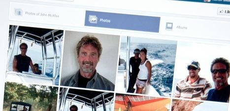 La reconnaissance faciale de Facebook devant la justice   Veille   Scoop.it