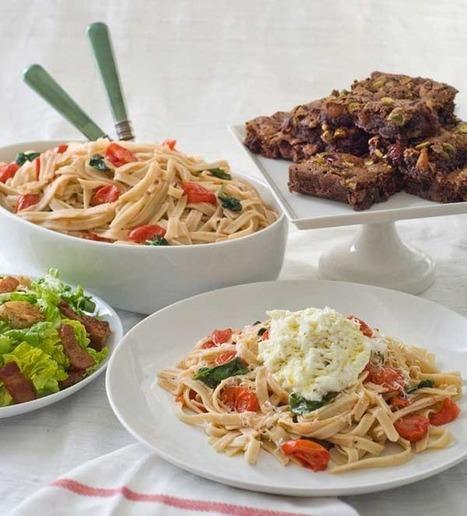 Gluten Free Ricotta & Tomato Pasta   Gluten Free Recipes   Diet ...   tomatoes   Scoop.it