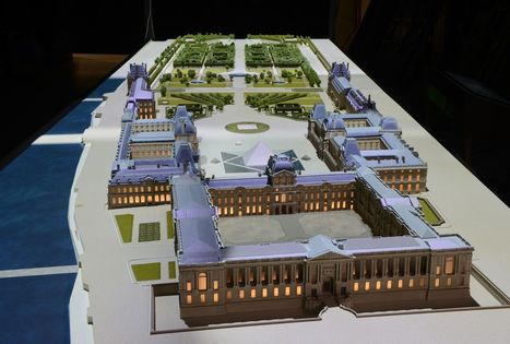 Le Louvre se penche sur son histoire | Arts et FLE | Scoop.it